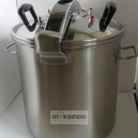Mesin Panci Presto 51 Liter Stainless (PRC50) 6 maksindo