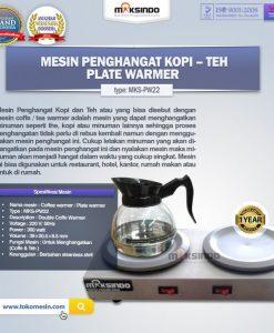 Mesin Penghangat Kopi,Teh MKS-PW22