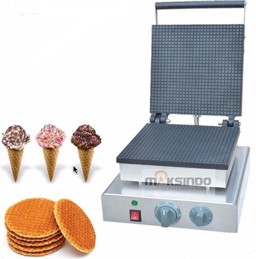 Pembuat Cone dan Mangkuk Es Krim (CIC14) 1 maksindo