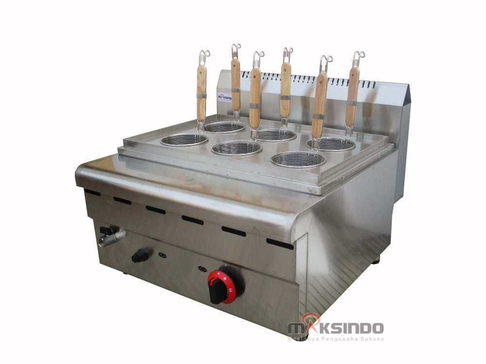 Counter Top Gas Pasta Cooker MKS 606PS