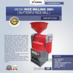 Mesin Rice Mill